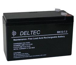 Picture of Deltec GEL 12v 8Ah Battery