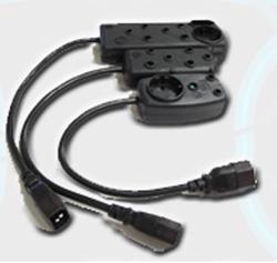 Picture of Multi Plug IEC Adaptor 2+2 Way