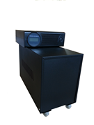 Picture of Crystal Intellipower 2 - 1000va / 600w Long Backup UPS w/ 1 x 105ah Battery