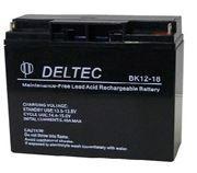 Picture of Forbatt / Deltec AGM 12v 18Ah Sealed Lead Acid Battery