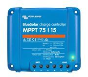 Picture of Blue Solar MPPT 15 Amp 12/24v and 75v Max Solar Charge Regulator