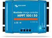 Picture of Blue Solar MPPT 50 Amp 12/24v and 100v Max Solar Charge Regulator