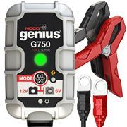 Picture of NOCO Genius G750 6V/12V .75A UltraSafe Smart Battery Charger