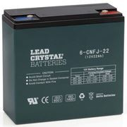 Picture of Betta Battery / Deltec Lead Crystal, 12v, 22Ah