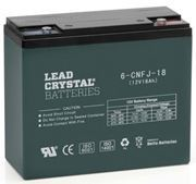 Picture of Betta Battery / Deltec Lead Crystal, 12v, 18Ah