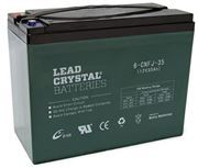 Picture of Betta Battery / Deltec Lead Crystal, 12v, 35Ah