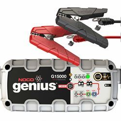 Picture of NOCO Genius G15000 12V/24V 15A Pro Series UltraSafe Smart Battery Charger