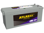 Picture of ATLAS 683 12v 120AH 870CCA LHP Truck Battery