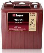 Picture of Trojan TE35 6V 245Ah Deep Cycle Battery