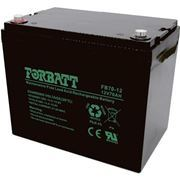 Picture of Forbatt / Deltec AGM 12v 70Ah Sealed Lead Acid Battery