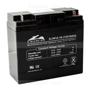 Picture of Leoch 12v 18ah AGM Sealed Lead Acid Battery