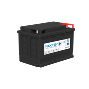 Picture of Mixtech M24MF 12v 70ah 600Cca Marine & Leisure Battery