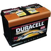 Picture of DURACELL 668 AGM 12v 80ah 800cca Start/Stop RHP Car Battery