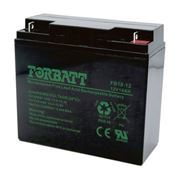 Picture of Forbatt / Deltec AGM 12v 18Ah Sealed Lead Acid Battery