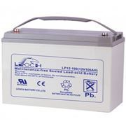 Picture of Leoch 12v 100ah AGM Sealed Lead Acid Battery