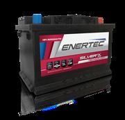 Picture of Enertec 646 AGM Start/Stop 12v 60ah 640/700CCA RHP Car Battery