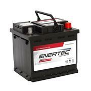 Picture of Enertec 619HC/618HC/617HC 12v 44ah 440/460CCA RHP Car Battery