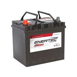 Picture of Enertec 622 12v 60ah 510/530CCA LHP Car Battery