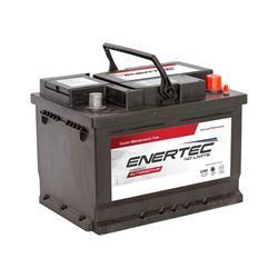 Picture of Enertec 628/629 12v 50ah 440/460CCA RHP Car Battery