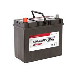 Picture of Enertec 634/630 12v 45ah 330/350CCA LHP Car Battery