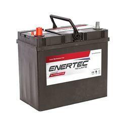 Picture of Enertec 634J 12v 45ah 330/350CCA LHP Car Battery
