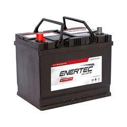 Picture of Enertec 638HC 12v 70ah 550/580CCA LHP Car Battery