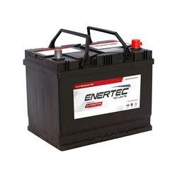Picture of Enertec 639 12v 60ah 500/520CCA RHP Car Battery