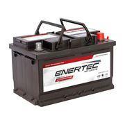 Picture of Enertec 643 12v 56ah 480/520CCA LHP Car Battery