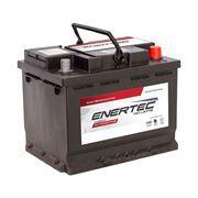Picture of Enertec 646 12v 56ah 480/510CCA RHP Car Battery