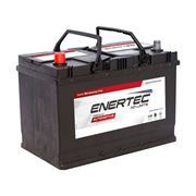 Picture of Enertec 650 12v 80ah 600/630CCA LHP Car Battery