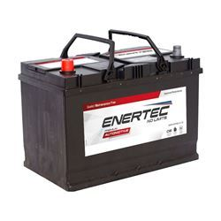 Picture of Enertec 650 12v 80ah 600/630CCA LHP Car Battery