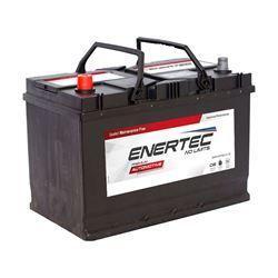 Picture of Enertec 650LC 12v 70ah 510/530CCA LHP Car Battery