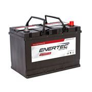 Picture of Enertec 656LC 12v 70ah 510/530CCA RHP Car Battery
