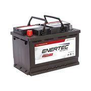 Picture of Enertec 657/662 12v 70ah 680/720CCA LHP Car Battery