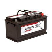 Picture of Enertec 658HC 12v 100ah 830/870CCA RHP Car Battery