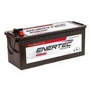 Picture of Enertec 682 12v 120ah 680/750cca RHP Truck Battery