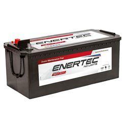 Picture of Enertec 689 12v 155ah 860/900cca LHP Truck Battery