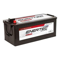 Picture of Enertec 690 12v 150ah 860/900cca RHP Truck Battery