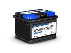 Picture of Enertec Blue 612, 12v, 45Ah, 360/390CCA RHP Car Battery