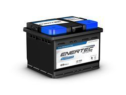 Picture of Enertec Blue 618/619, 12V, 45Ah, 320/330CCA RHP Car Battery