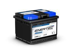 Picture of Enertec Blue 619HC/618, 12v, 45Ah, 430/450CCA RHP Car Battery