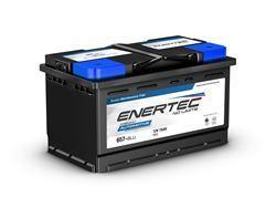Picture of Enertec Blue 657, 12v, 75Ah, 680/720CCA LHP Car Battery