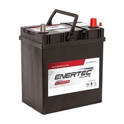 Picture of Enertec 616 12v 35ah 300/310CCA J Terminal RHP Car Battery