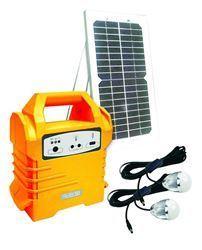 Picture of Solar Home Light Kit ECOBOXX 50