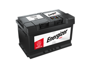 Picture of Energizer 647/651 12v 63ah 530/550cca RHP Car Battery