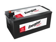 Picture of Energizer 695SHD 12v 225ah 1150/1200cca LHP Truck Battery