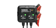Picture of NOCO GENIUS 2X2  6V/12V 2-Bank, 4-Amp Smart Battery Charger