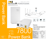 Picture for category Wifi & Router Power Banks