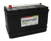 Picture of Enertec 674 (54.105D) 12v 105ah 800CCA DeepCycle Battery Tapered